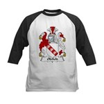 Oldfield Family Crest Kids Baseball Jersey