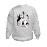 Oldcastle Family Crest Kids Sweatshirt