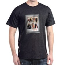 Modern Family Portrait T-Shirt