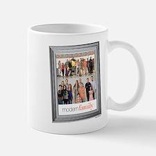 Modern Family Portrait Mug
