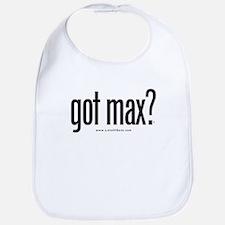 got max? Bib