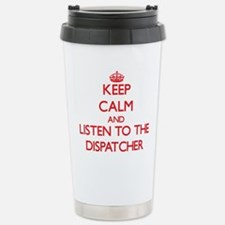 Cute Dispatcher training Travel Mug