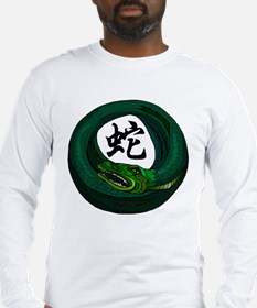 Year of The Snake Long Sleeve T-Shirt