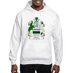 Oddy Family Crest Hooded Sweatshirt