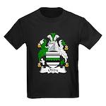 Oddy Family Crest Kids Dark T-Shirt