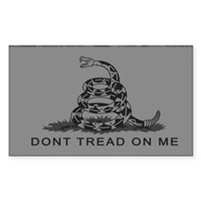 Cute Constitution party Decal