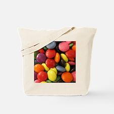 cute chocolate candy  Tote Bag