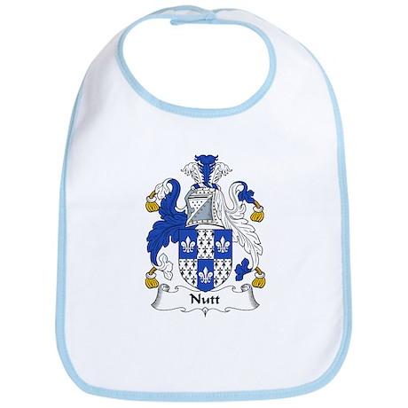 Nutt Family Crest Bib