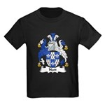 Nutt Family Crest Kids Dark T-Shirt