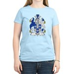 Nutt Family Crest Women's Light T-Shirt