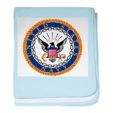 Funny Sailors baby blanket