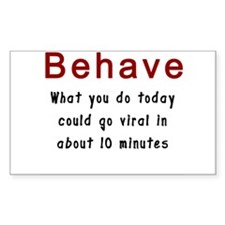 Behavior Decal