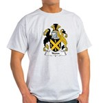 Nunn Family Crest Light T-Shirt