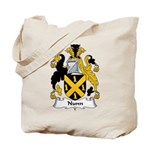 Nunn Family Crest Tote Bag