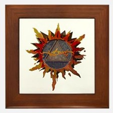 Recovery NOW! Framed Tile