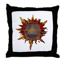 Recovery NOW! Throw Pillow