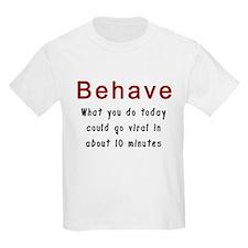 Behavior T-Shirt