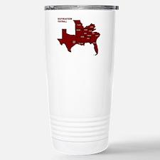 Southeastern Football Stainless Steel Travel Mug