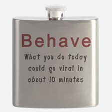 Behavior Flask
