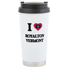 I love Royalton Vermont Travel Mug