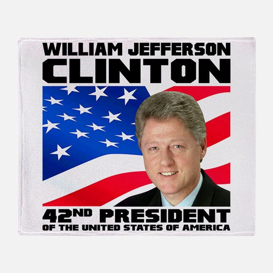 42 Clinton Throw Blanket