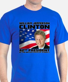 42 Clinton T-Shirt