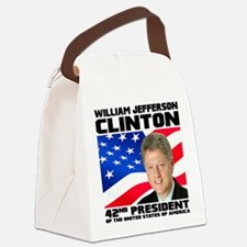 42 Clinton Canvas Lunch Bag