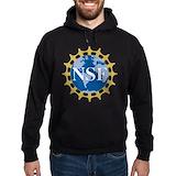 National science foundation Hoodie (dark)