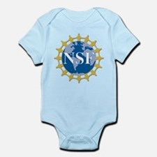 National Science Foundation Crest Infant Bodysuit