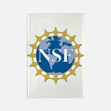 National Science Foundation Crest Rectangle Magnet
