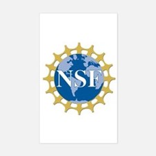 National Science Foundation Cr Decal