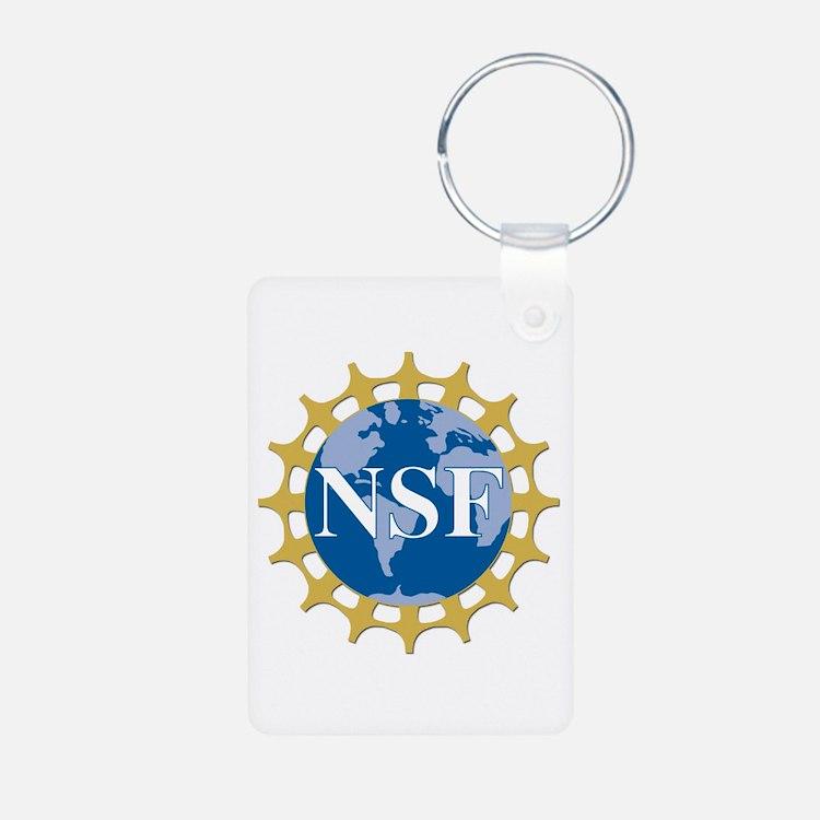 National Science Foundatio Keychains