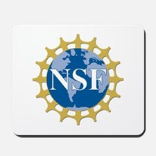 National Science Foundation Crest Mousepad