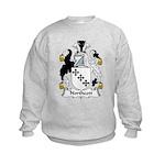 Northcott Family Crest Kids Sweatshirt