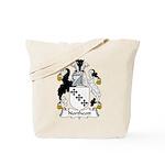 Northcott Family Crest Tote Bag