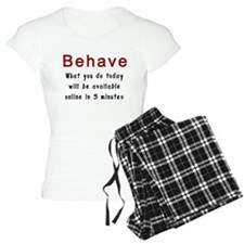 Behave Pajamas