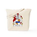 Norreys Family Crest Tote Bag