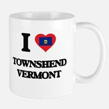 I love Townshend Vermont Mugs