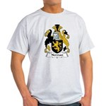 Norman Family Crest Light T-Shirt