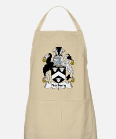 Norbury Family Crest BBQ Apron