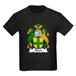 Noone Family Crest Kids Dark T-Shirt