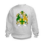 Noone Family Crest Kids Sweatshirt