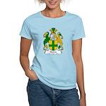 Noone Family Crest Women's Light T-Shirt