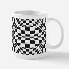 Op Art Background Mugs