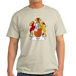 Noel Family Crest Light T-Shirt