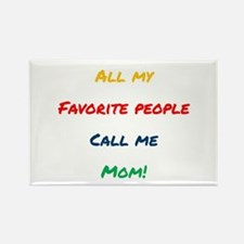 Favorite Mommy Magnets