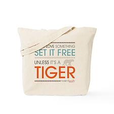 Phil's-osophy Tiger Tote Bag