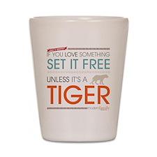 Phil's-osophy Tiger Shot Glass