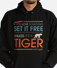 Modern Family Phil's-osophy Tiger Hoodie