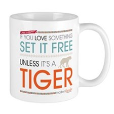 Phil's-osophy Tiger Small Mug